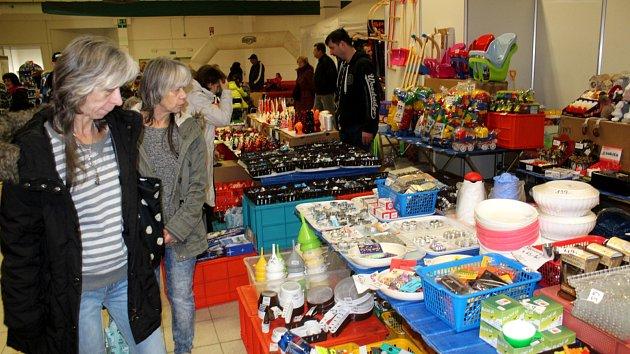 Polabské vánoční trhy na Výstavišti v Lysé nad Labem