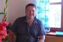 Učitel Mark Bromfield ze severní Anglie si oblíbil Nymburk