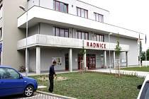 Radnice v Milovicích