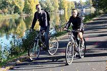 Na Cyklozavírák dorazilo více než pět stovek cyklistů.