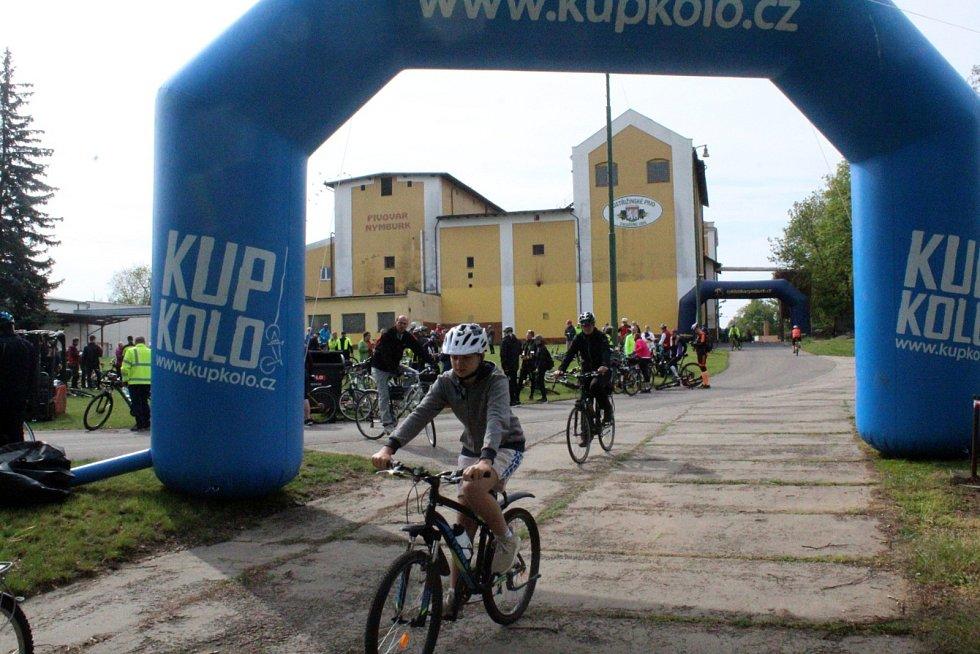 Z loňského ročníku Cyklootvíráku.