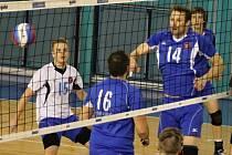 TŘETÍ. Volejbalisté Nymburka skončili v letošní sezoně na skvělém třetím místě.