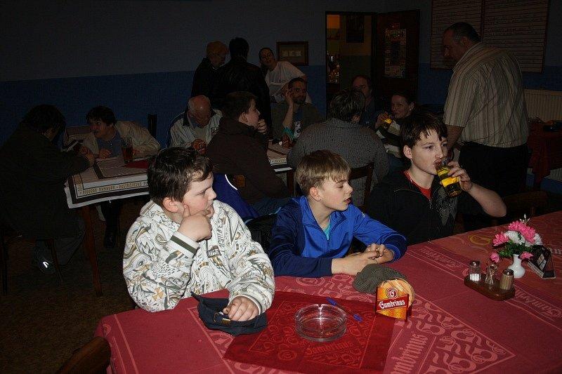 Putovní kino v Kostomlatech