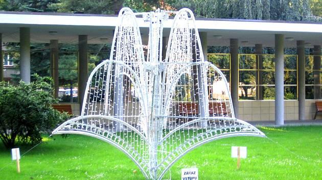 Lázně Poděbrady slaví sté výročí