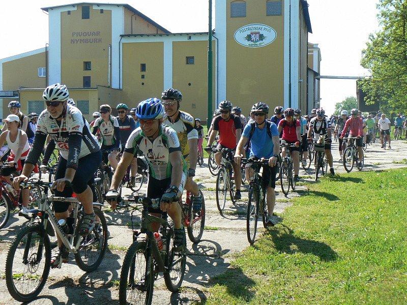Cyklootvírák: vše začalo v nymburském pivovaru