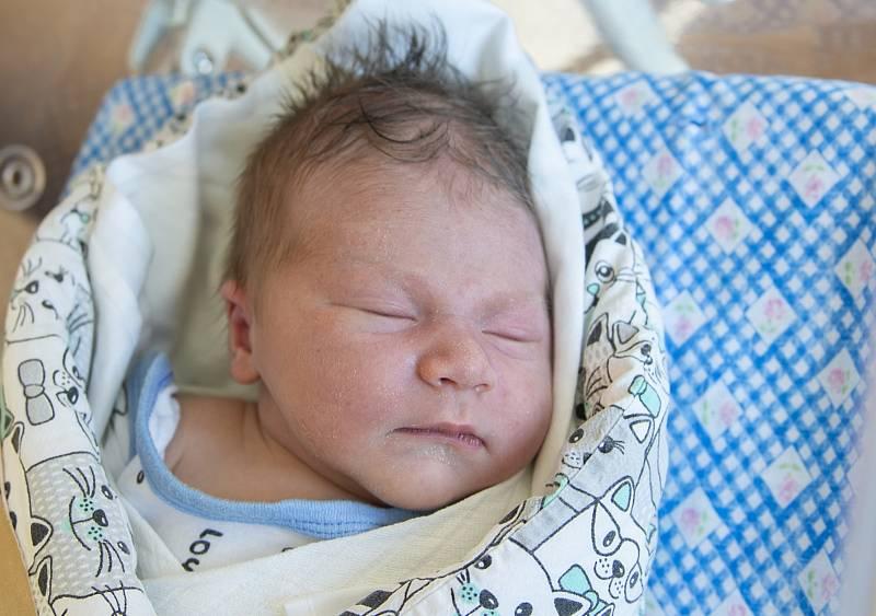 Štěpán Horák se narodil v nymburské porodnici 22. září 2021 v 10:58 s váhou 4190 g a mírou 52 cm. V Lysé nad Labem se na prvorozeného chlapečka těšila maminka Jana a tatínek Petr.