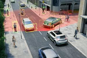 O kus blíž k těm nejšpičkovějším technologiím týkajícím se inteligentních systémů řízení aut mají nyní střední Čechy.