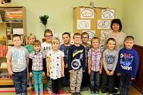 Základní škola Záhornice, třídní učitelka Ivana Vostárková