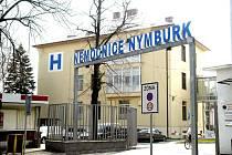 Nymburská nemocnice.