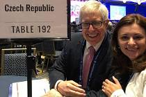 První oficiální účast České republiky na investičním summitu SelectUSA