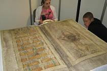 Ďáblova bible a Polabský knižní veletrh