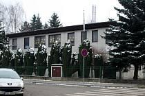 Stávající budova školky na Žižkově
