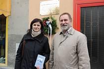 Michaela Havelková a Jan Hozák