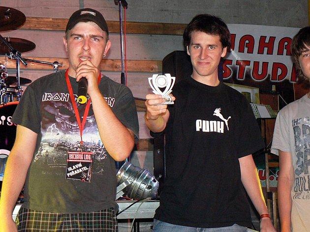 Rocková liga v Odřepsích má vítěze v kapele Tixtide