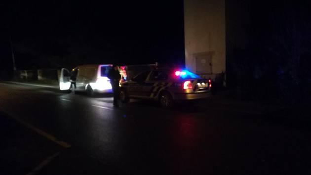 Policejní hlídky se zaměřily nejen na noční účastníky provozu, ale také na kontrolu nemovitostí.
