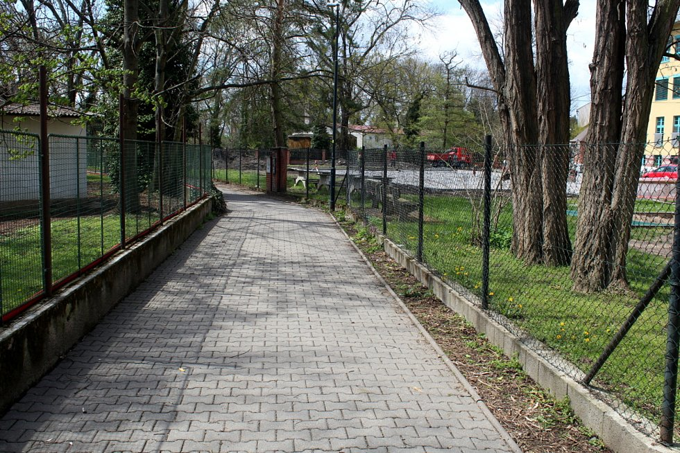 Frekventovaná ulička bude uzavřena až do konce září.