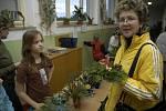 Děti z křinecké základky uspořádaly vánoční trh