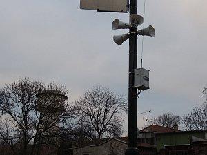 V období, kdy žádná katastrofa nehrozí, se dá systém využít jako městský rozhlas.