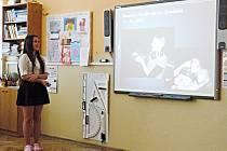 """Základní školy v Přerově nad Labem a Rožďalovicích spolupracovaly na projektu s názvem """"Spolupracujeme a tvoříme""""."""