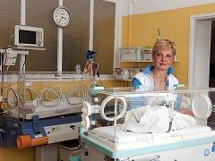 V Nymburské porodnici se loni narodilo 792 dětí.