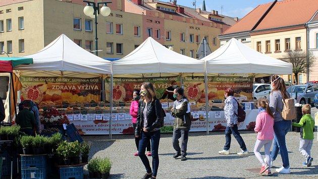 Food festival v Nymburce