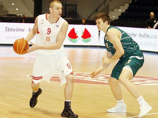Michal Křemen (vlevo) a akci