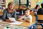 Na všech školách v Nymburce se v pondělí konaly zápisy do prvních tříd.