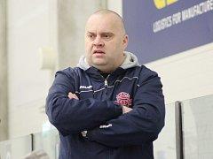 David Kubát, trenér poděbradských hokejistů