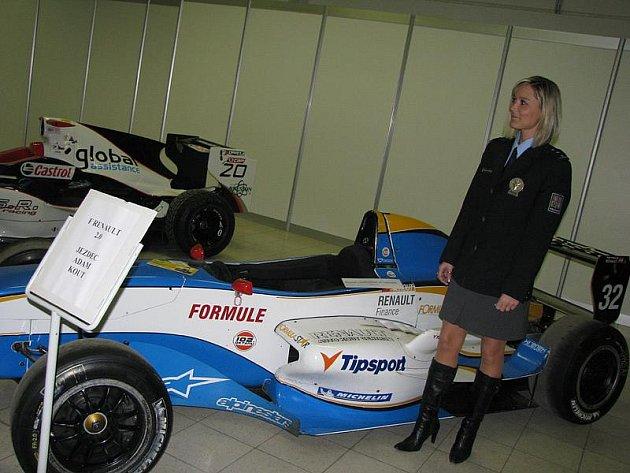 Z výstavy Rychlá kola v Lysé