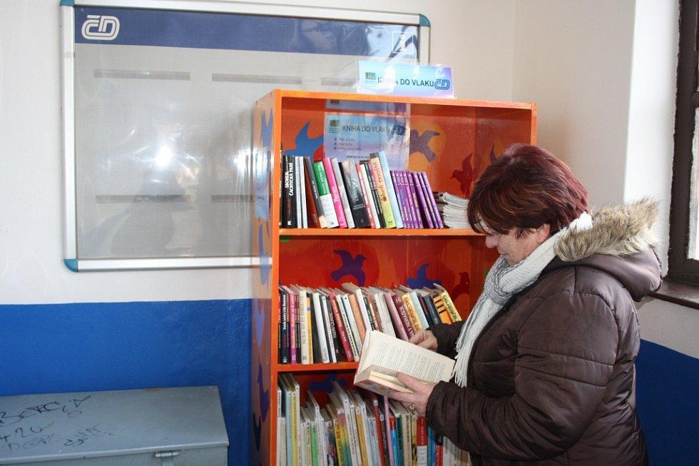 Kniha do vlaku