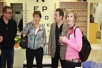 Nová Oční ordinace a Optika na poliklinice v Nymburce