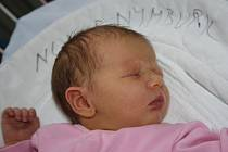 TEREZKA PŘEKVAPILA. Tereza KRŠŇÁKOVÁ přišla na svět 27. října 2015 v 8.15 hodin. Holčička vážila 3 490 g a měřila 47 cm. Maminka Markéta a táta Petr  odjeli radostně se svým prvním mimi do Činěvse.