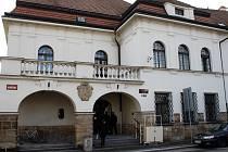 Okresní soud v Nymburce.