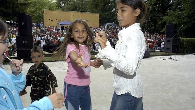 V Lysé se koná příští sobotu už devátý ročník romského festivalu.