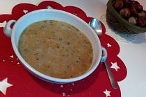 Čočková polévka pro malé i velké jedlíky.