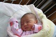 KRISTÝNKA JE PRVNÍ. KRISTÝNA LANCOVÁ si zapíše datum narození 26. dubna 2017 v 17.32 hodin. Míry prvorozené dcerky rodičů Květoslavy a Bohuslava z Milovic byly 2 640 g a 46 cm.