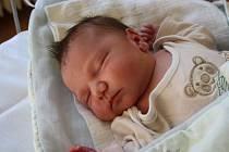 DO RODINY PŘIBYLA KRISTÝNA. Kristýna Ruterlová se narodila mamince Haně a tátovi Ladislavovi z Třebestovic 12. března 2014 v 5.45 hodin. Vážila 3 330 g a měřila 50 cm. Doma se těšily Nikola a Bára.