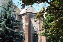Do kaple sv. Jana Nepomuckého v Nymburce bude přivedena elektřina