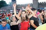 Festival Přístavní slavnost je oblíbenou akcí pod hradbami.