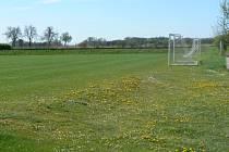Nejprve vznikne osm fotbalových hřišť