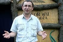 Jaké to je ředitelovat nejmenší zoo v Česku? René Franěk tvrdí, že dřina.