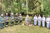 Sbor dobrovolných hasičů z Vestce.