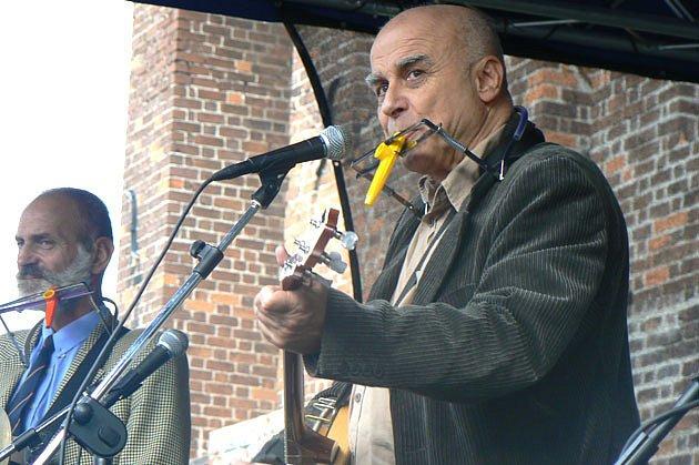 Ivan Mládek byl tahákem sobotního programu Na Rejdišti.