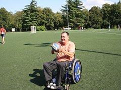 Handicapovaní atleti se připravovali ve Sportovním centru na paralympiádu v Riu