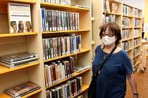 Od pondělí je otevřena knihovna na Palackého třídě. S řadou novinek, ale i dočasných omezení.