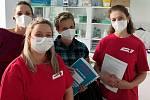 Očkovací centrum v Městci Králové podalo už 10 tisíc vakcín proti covidu.