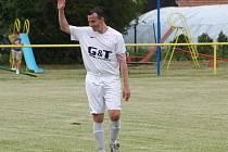 Fotbalista Michal Poděbradský je jedním z trenérů Městce Králové
