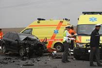 Nehoda u Dymokur si vyžádala život
