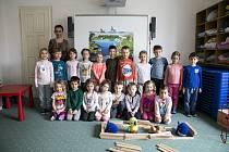 MŠ Montessori s paní ředitelkou Stanislavou Marešovou