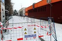 Rekonstrukce ulice Letců RAF v Nymburce se mnohým lidem nezamlouvá.